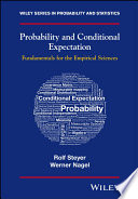 Probability and conditional expectation : fundamentals for the empirical sciences